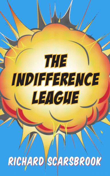 TV Interview for THE INDIFFERENCE LEAGUE!
