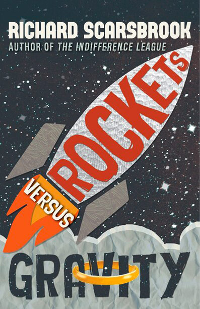 Rockets Versus Gravity video interview at the Richmond Hill Public Library