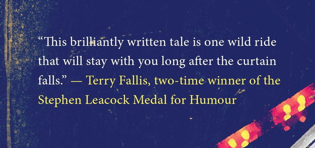 Terry Fallis review of The Troupers